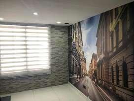 Hermoso apartamento ubicado en Madelena (Bogotá sur), piso 9 con parqueadero cubierto, sonido interno. Conjunto seguro