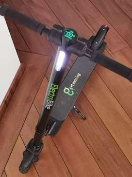 G-scooter como nuevo