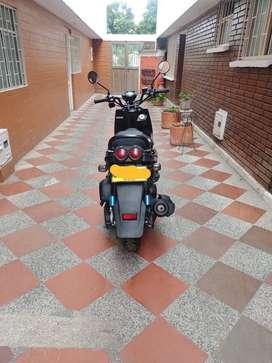 Vendo moto BWS X 125