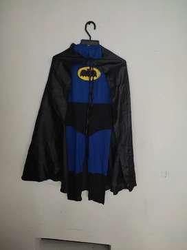 Disfraz de Batman para niño de 5 a 7 años