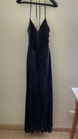 Hermoso vestido elegante