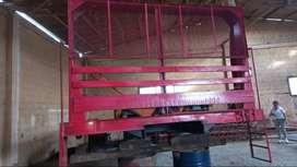 Venta plancha camion600