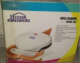 Grill Asador Home Elements HESW-15A
