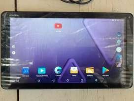 Vendo tablet admiral 10 pulgadas 16 gigabytes y 1 GB de ram con cargador templado y protector de goma y bolso acolchado