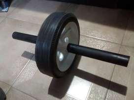 Rueda abdominal ab wheel