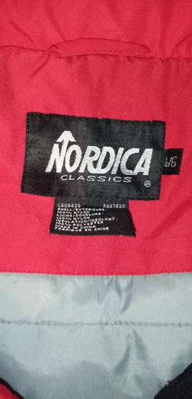 Se vende Jacket Nordica