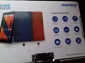 Tablets advance pr5850 nuevo