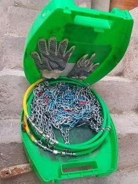 Vendo cadenas para barro o nieve