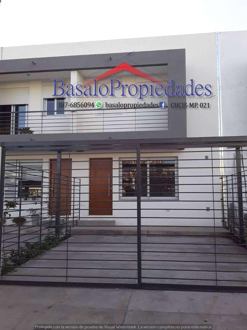 Basalo Propiedades-VENDE-Grand Bourg, duplex a estrenar 0