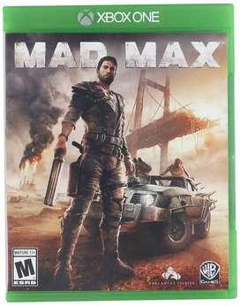 Mad Max Xbox One Juego Nuevo Fisico