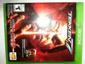 Tekken 7 Xbox One Usado en Fisico - Tekken7