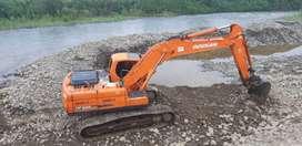 Excavadora Doosan 225 LCA año 2011