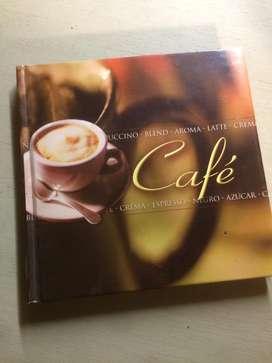 Libro de Café + Taza Catapulta Ediciones Coffee impecable estado
