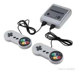 Consola Retro Super Nintendo 620, 2 Controles, Clasica
