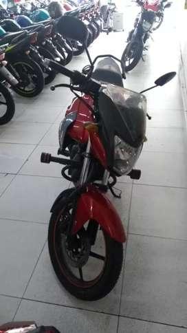 Vendo moto usada como nueva negociable en 3.200.000