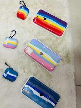 Silicone case para iphone