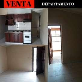 #VENTA - DEPTO 2 DORMITORIOS - CALLE ENTRE RIOS