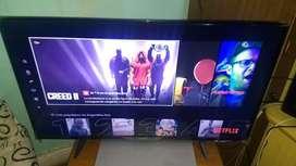 """Smart tv 43"""" 4K Phillips"""