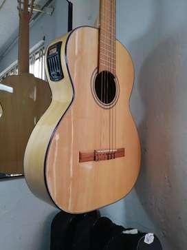 Guitarra Electroacústica madera importadas