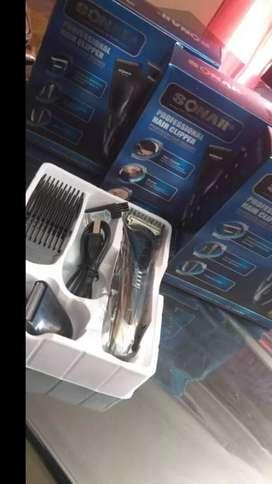 OFERTA Maquina 3 en 1 para cortar cabello, barba, oido y nariz