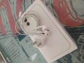 Vendo iPhone 11, 128 GB blanco