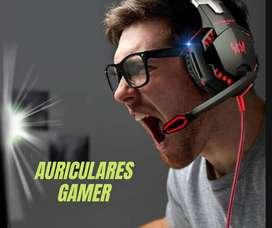 Auriculares PC Gamer con garantía y entrega a domicilio.
