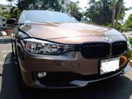 BMW 316i Twin Power Turbo 2014