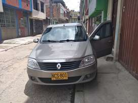 Renault logan Dinamic 2013
