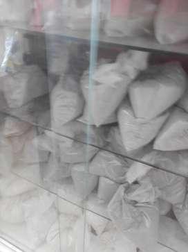 Cemento y estuco listo
