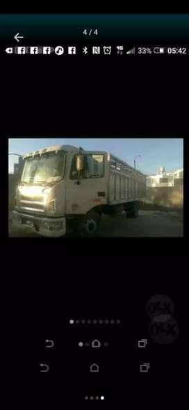 De ocasión se vende camión jac 1132