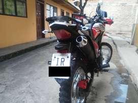 MOTO IGM 250 CC  6 VELOCIDADES