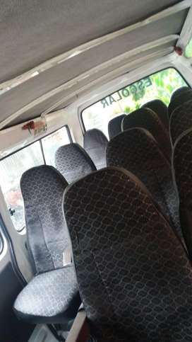 Vendo buseta nissan urban diesel