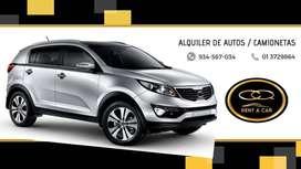 ALQUILER AUTOS Y CAMIONETAS TOYOTA NISSAN  - CQ RENT A CAR  -