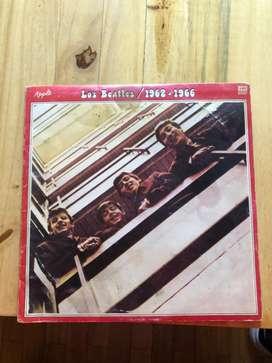 Vinilo de Los Beatles - 1962-1966 (1973)