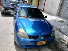 SE VENDE CARRO CLIO EXPRESSION