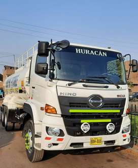 Alquiler de camiones cisternas de 5000glns