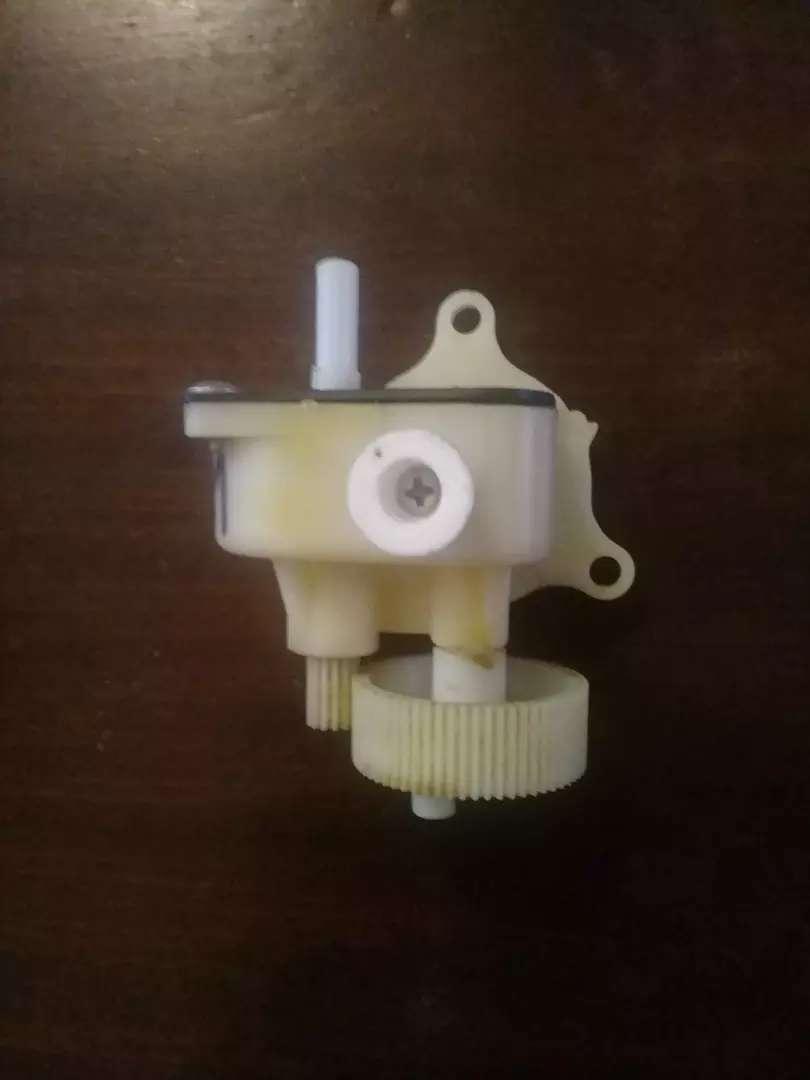Mecanismos de giro para ventiladores 0