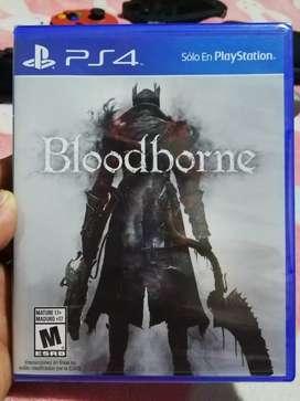 Bloodborne nuevo y sellado