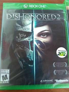Vendo Dishonored 2 Xbox One