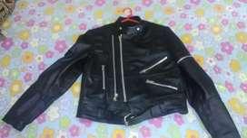 Vendo chaqueta de cuero