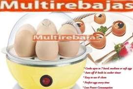 Maquina Cocedora De Huevos Vapor Huevos Duros