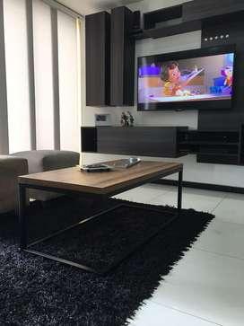 mesa de centro -sala -nueva para estrenar -incluye domicilio en bucaramanga-solo 3 unds disponibles