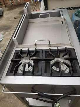 Cocina industrial Nueva