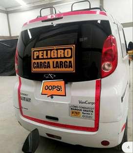 Venta Camioneta Chery de Carga