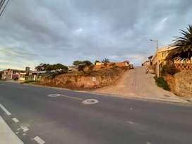 Venta Terreno  en la vía a Puembo