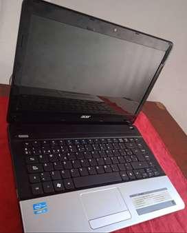 portátil acer Core i3 RAM 6gb disco 500gb