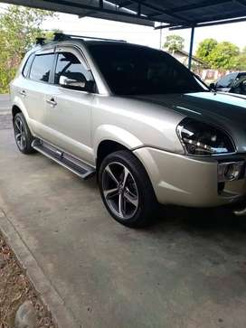 Vendo hyundai tucson negociable
