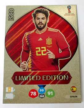Isco Limited Edition (Adrenalyna XL Rusia 2018)