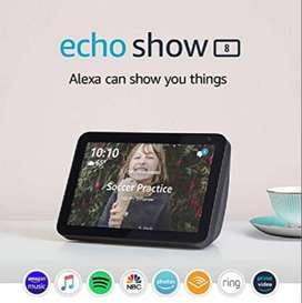 Echo Show 8 Pantalla Inteligente Amazon Alexa
