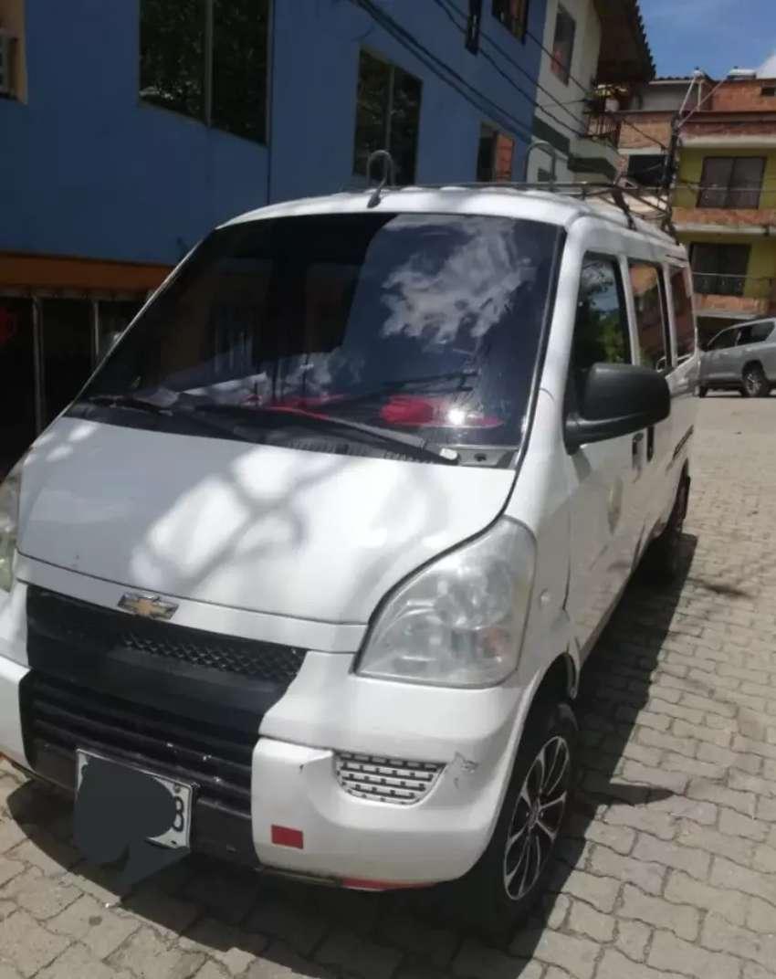 Minivan Chevrolet Con Cupo 0